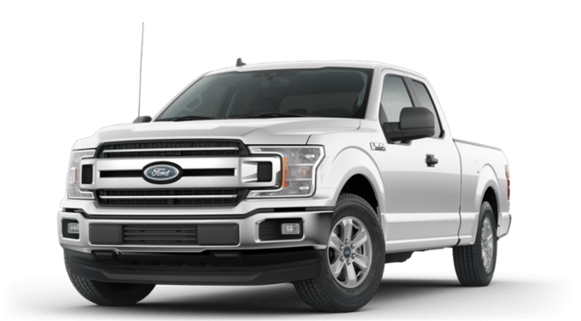New 2019 Ford F-150 XLT XLT 2WD SuperCab 6.5 Box 43569 in Arroyo Grande, CA